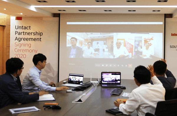 [데일리시큐] 이노룰스, 언택트 시대 이끌 '디지털 전환 핵심 SW솔루션'으로 글로벌 시장공략 나서
